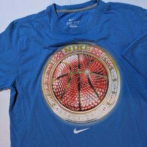 Nike Dri-Fit  Men's T-Shirt- Large